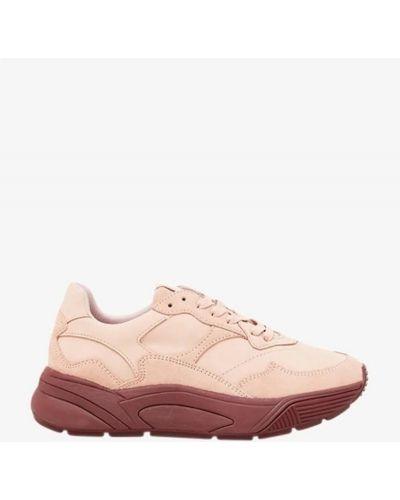 Кроссовки - розовые Esprit