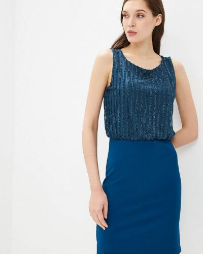 Платье осеннее прямое Vero Moda