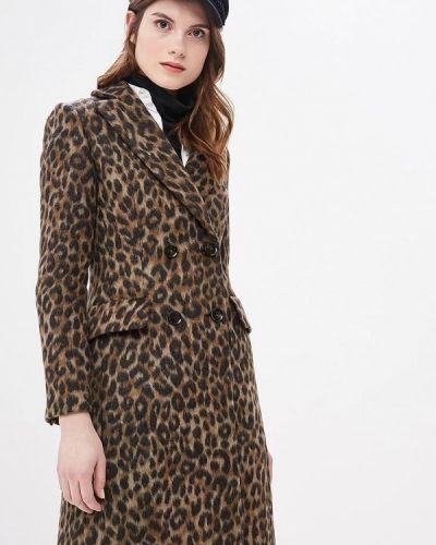 Пальто - коричневое Karen Millen