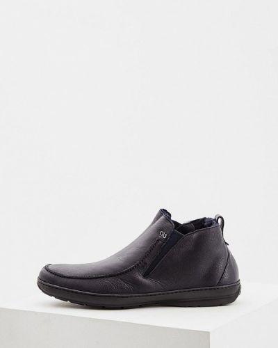 Ботинки осенние кожаные высокие Aldo Brue