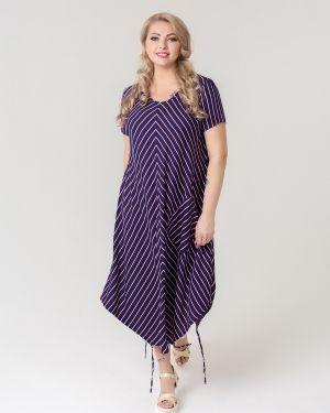 Платье в полоску Sparada