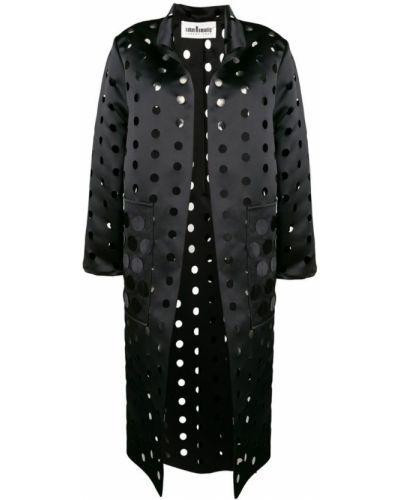 Пальто в горошек пальто Caban Romantic