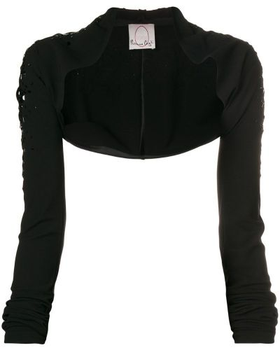 Черная куртка Romeo Gigli X Eggs