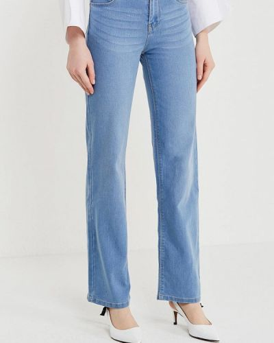 Расклешенные джинсы широкие Modis
