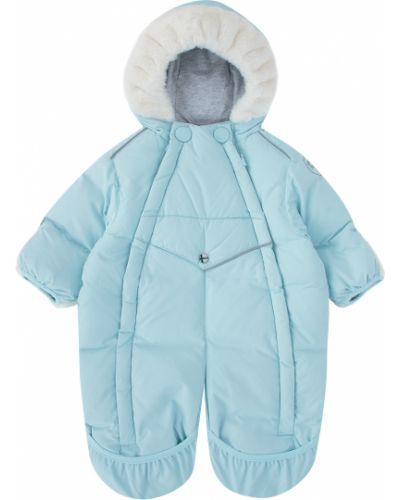 Зимний комбинезон голубой Nels