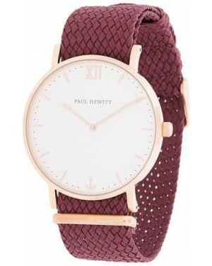 Нейлоновые часы - белые Paul Hewitt
