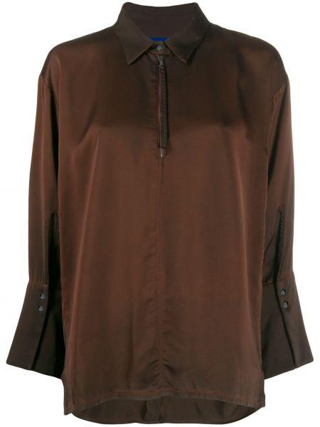 Рубашка с воротником с манжетами Ilaria Nistri