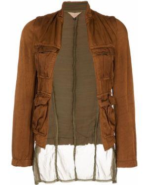 Куртка с манжетами Comme Des Garçons Pre-owned