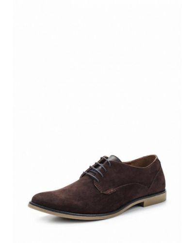 Туфли велюровые Burton Menswear London