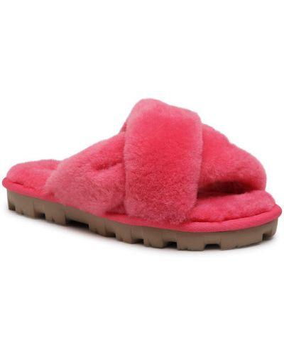 Kapcie - różowe Ugg
