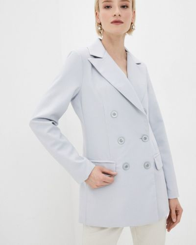 Серый пиджак Tantra