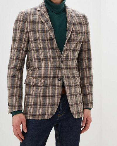Пиджак коричневый United Colors Of Benetton