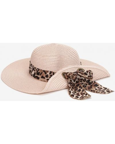Różowy kapelusz Renee