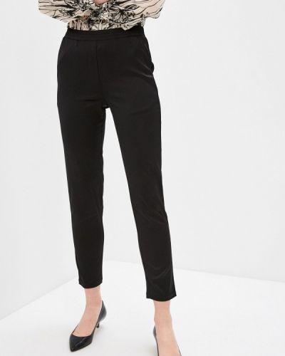 Повседневные черные брюки Falconeri