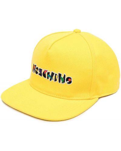 Bawełna bawełna baseball czapka baseballowa Moschino