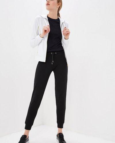 Спортивный костюм черный белый Ea7