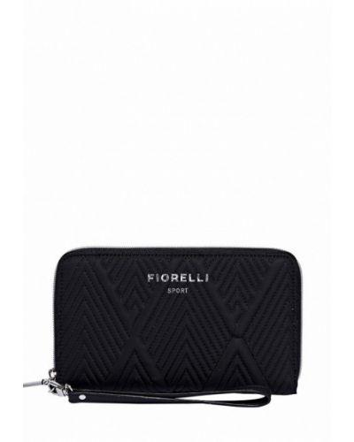 Клатч черный Fiorelli