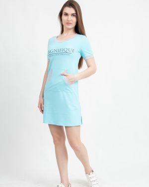 Повседневное платье спортивное платье-сарафан Lovitton