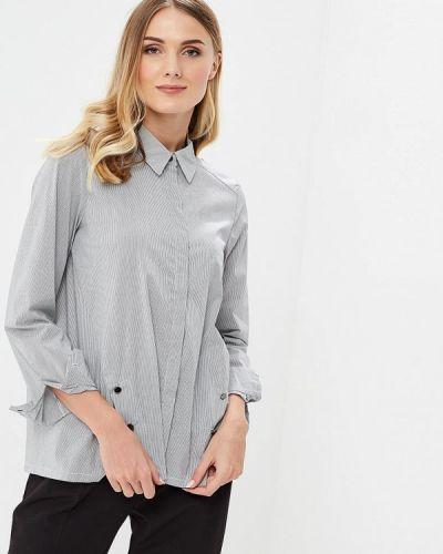 Серая рубашка с длинным рукавом Vis-a-vis