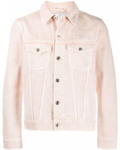 Куртка на пуговицах - розовая J.lindeberg