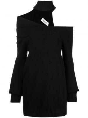 Платье макси длинное - черное Monse