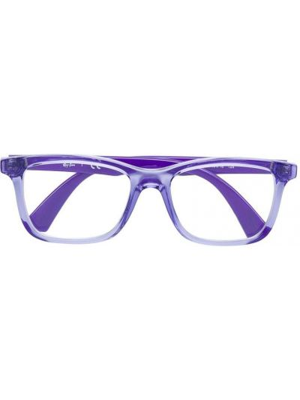 Фиолетовые очки Ray Ban Junior