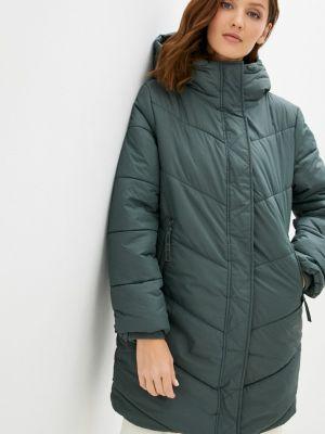 Утепленная куртка - зеленая Befree