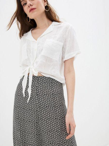 Белая блузка Tiffosi