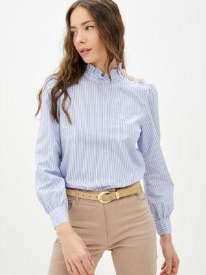 Блузка с длинными рукавами - голубая Rich&royal