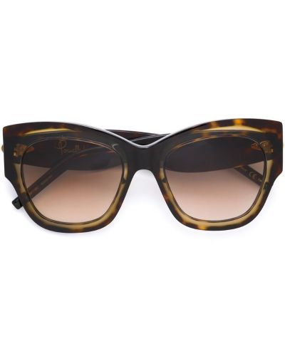 Солнцезащитные очки металлические Pomellato