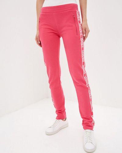 Розовые спортивные брюки Versus Versace