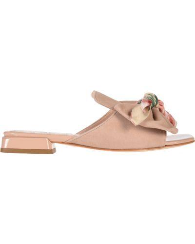 Мюли розовый Loretta Pettinari