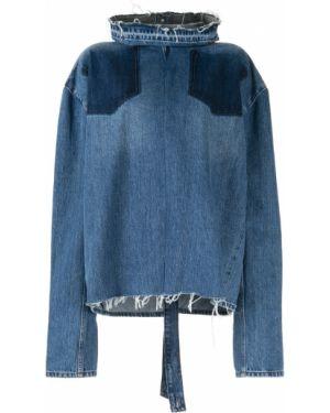 Синяя куртка Litkovskaya