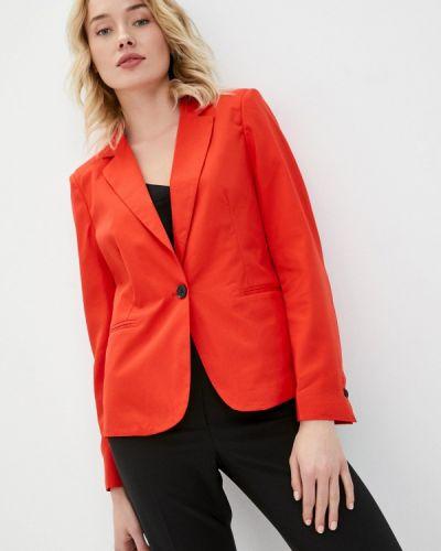 Красный пиджак Macleria