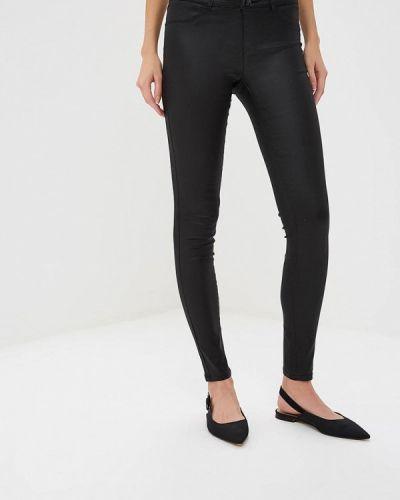 Черные джинсы-скинни Naf Naf