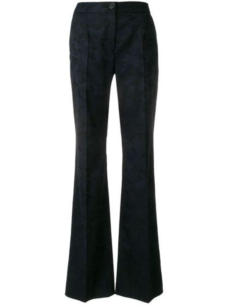Расклешенные брюки Talbot Runhof