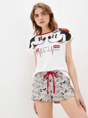 Пижамная белая пижама Ovs