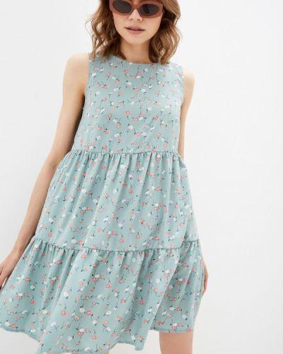 Бирюзовое платье Froggi