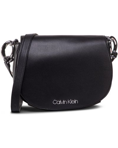 Czarny torebka na łańcuszku Calvin Klein