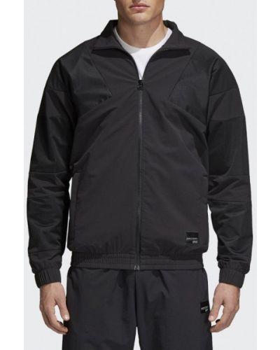 Черная олимпийка Adidas Originals