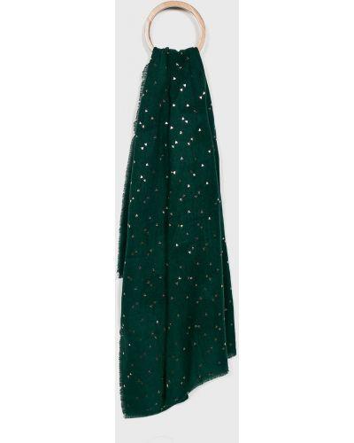 Зеленый шарф Pieces