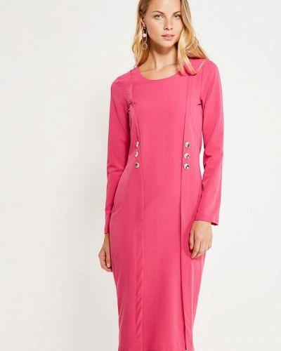 Платье розовое польское Peperuna