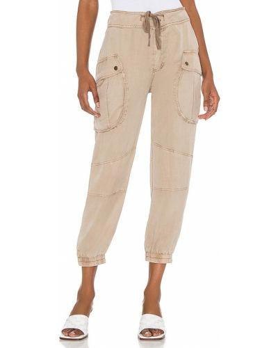 Палаццо на резинке до середины колена с манжетами Yfb Clothing