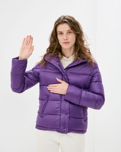 Фиолетовая утепленная куртка Z-design
