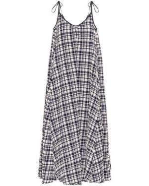 Летнее платье макси в полоску Solid & Striped