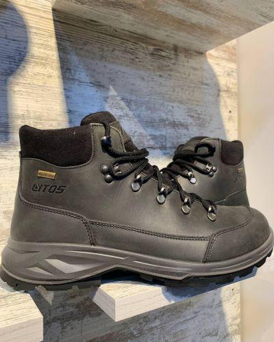 Ботинки трекинговые - черные Lytos