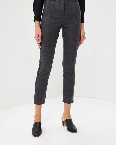 Серые классические брюки Pinko