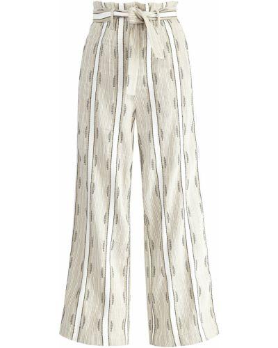 Свободные брюки расклешенные палаццо Lorena Antoniazzi