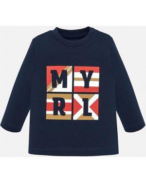 T-shirt czarny Mayoral