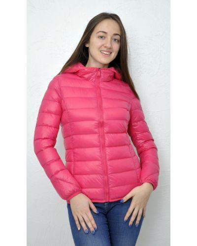 Куртка с капюшоном - розовая Snowimage